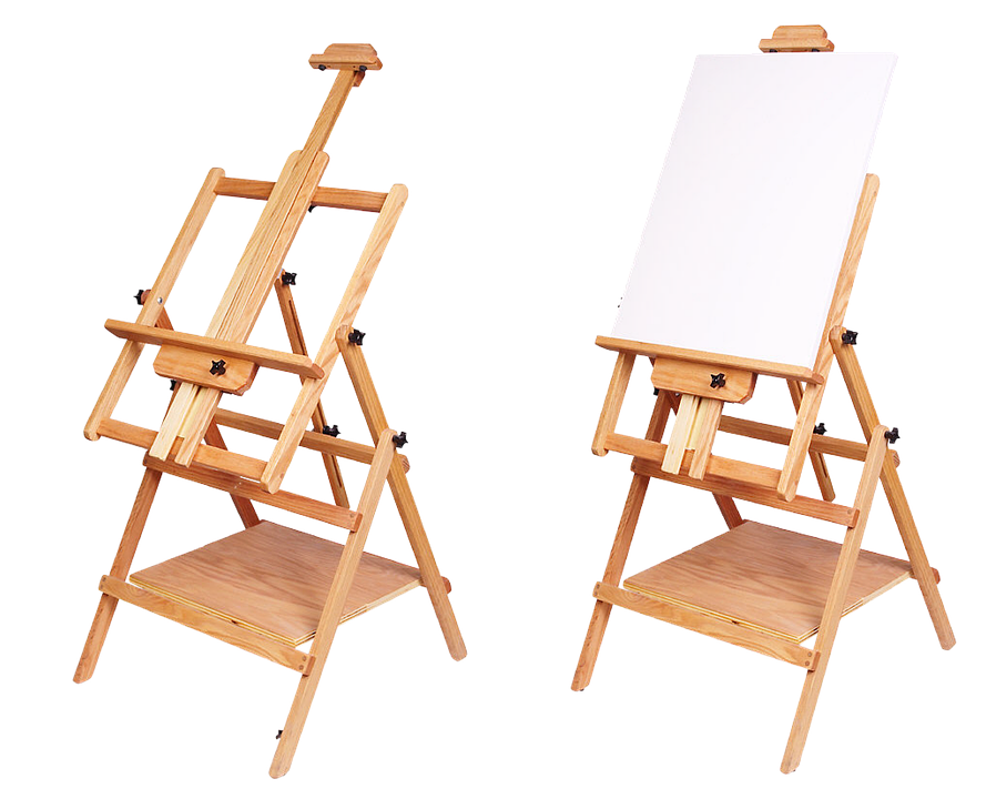 Easel, Art, Creativity, Painting, Surface, Picture