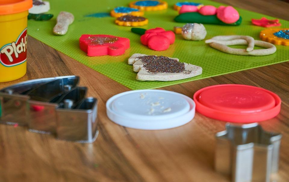 Play-doh, Play Dough, Creative, Creativity, Fantasy