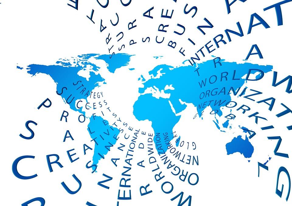Continents, Export, Success, Profit, Sale, Creativity