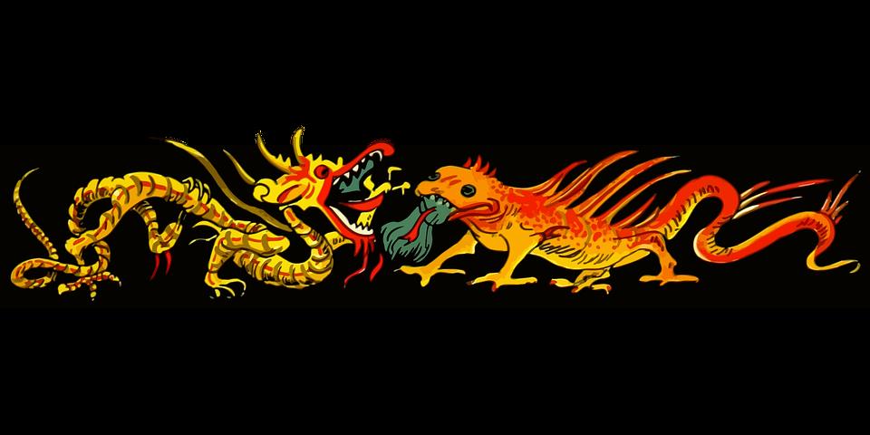 Creature, Dragon, Legend, Myth, Mythical