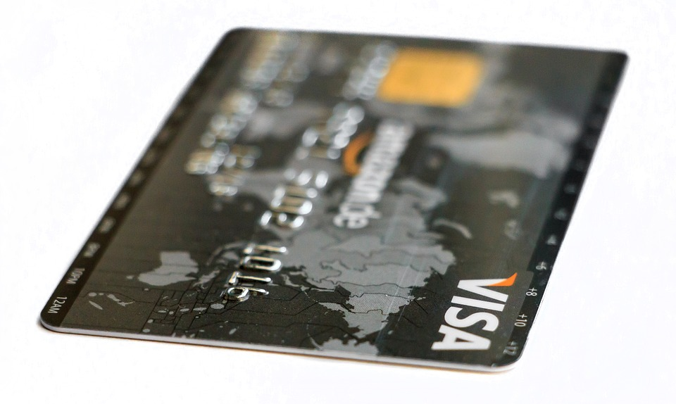 Free photo Credit Card Business Visa Credit Card Money - Max Pixel