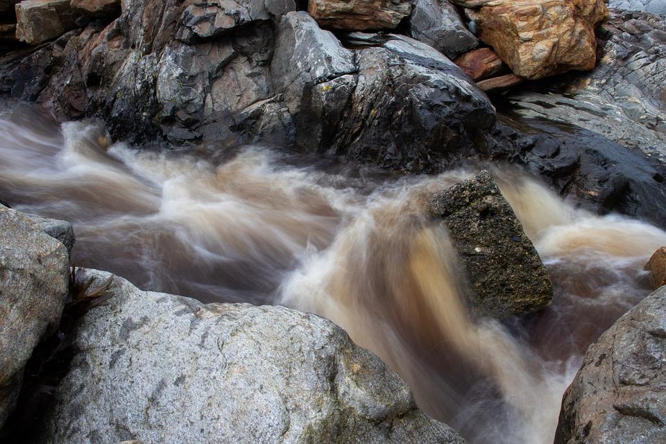 River, Creek, Brook, Stream, Nature, Rocks, Stones
