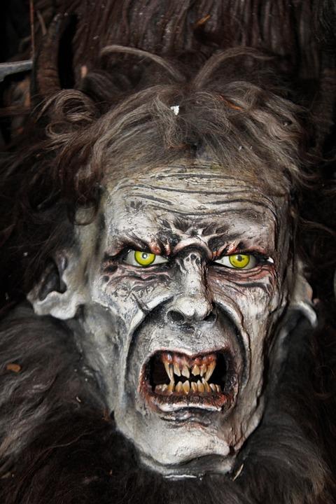 Devil, Satan, Mask, Tradition, Monster, Creepy, Daemon