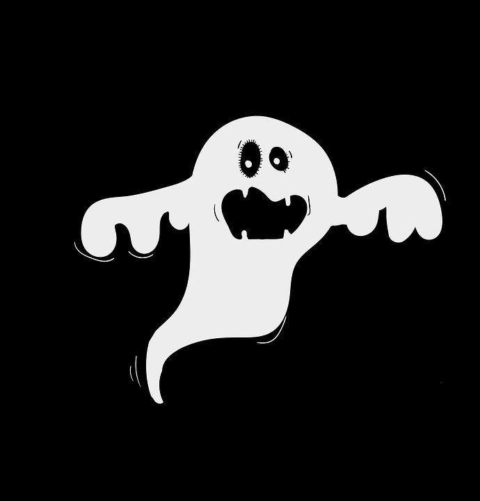 Ghost, Spirit, Halloween, Horror, Creepy, Spooky