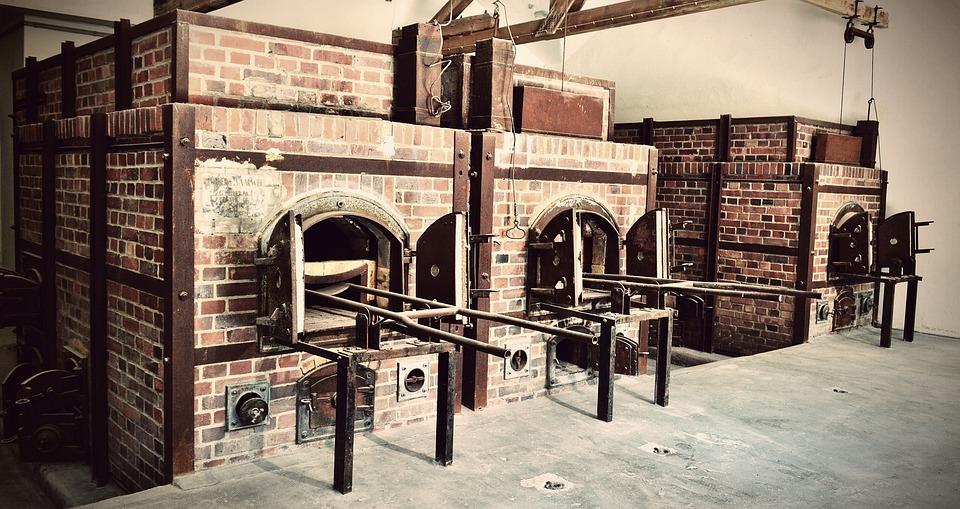 Konzentrationslager, Dachau, Crematorium, Incinerator