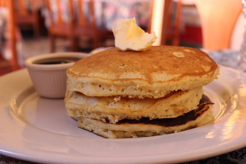 Crepes, Pancakes, Food, Breakfast