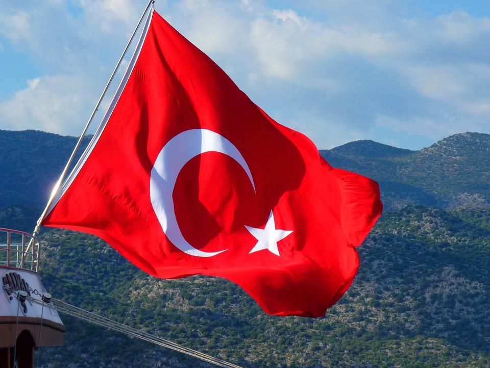 free photo crescent national flag turkey turkish flag max pixel