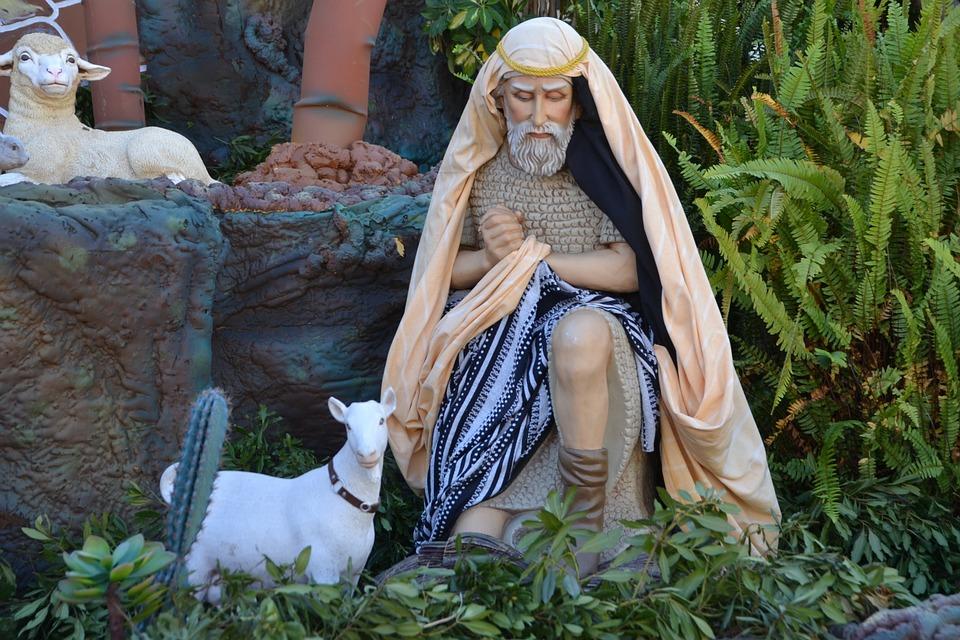 Crib, Figures, Christmas, Santon, Holidays