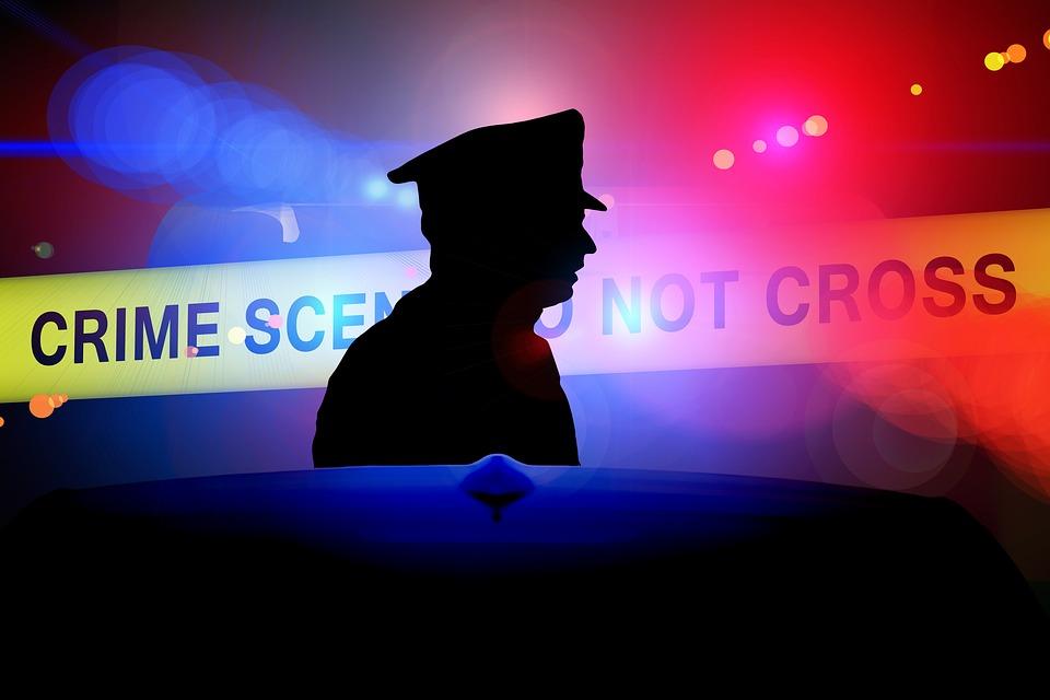 Blue Light, Siren, Police, Crime Scene, Discovery