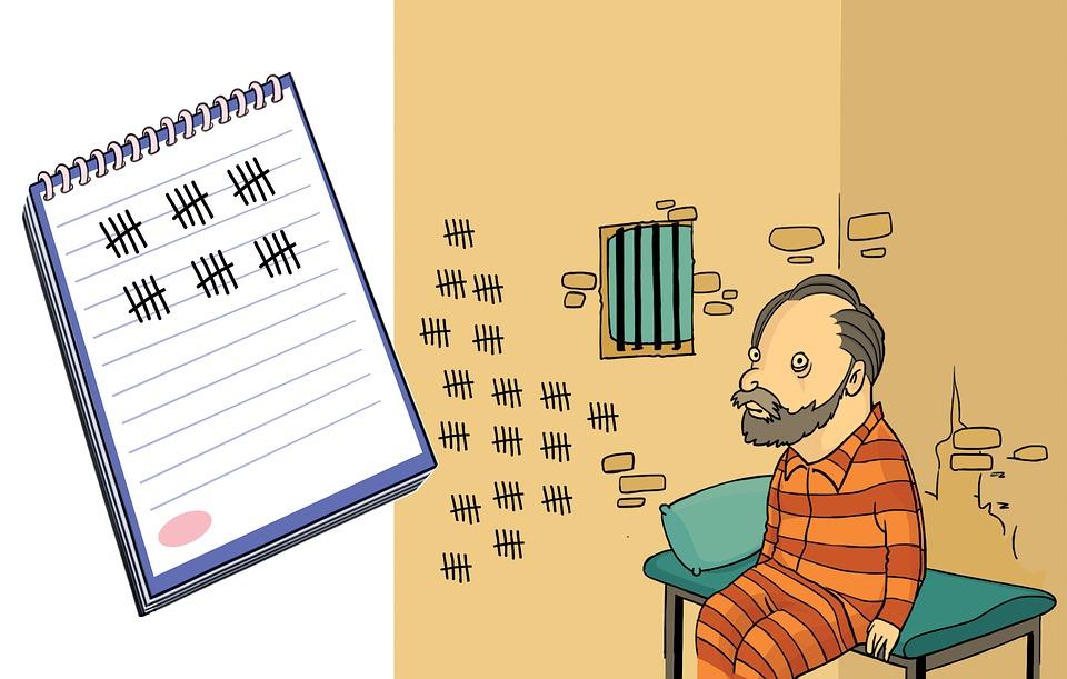 Prisoner, Convict, Crime, Guilty, Criminal, Judgment