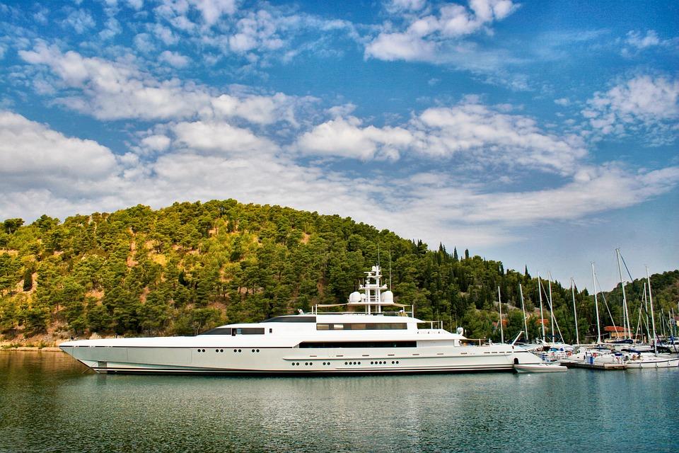 Croatia, Water, Sea, Boot, Ship