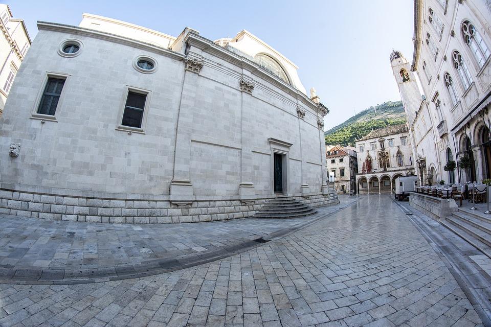 Dubrovnik, Croatia, Architecture, City, Europe, Tourism