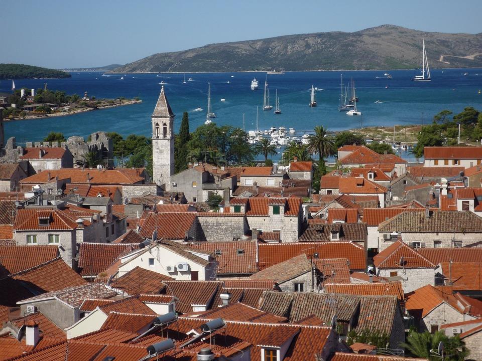 Croatia, Sea, Landscape