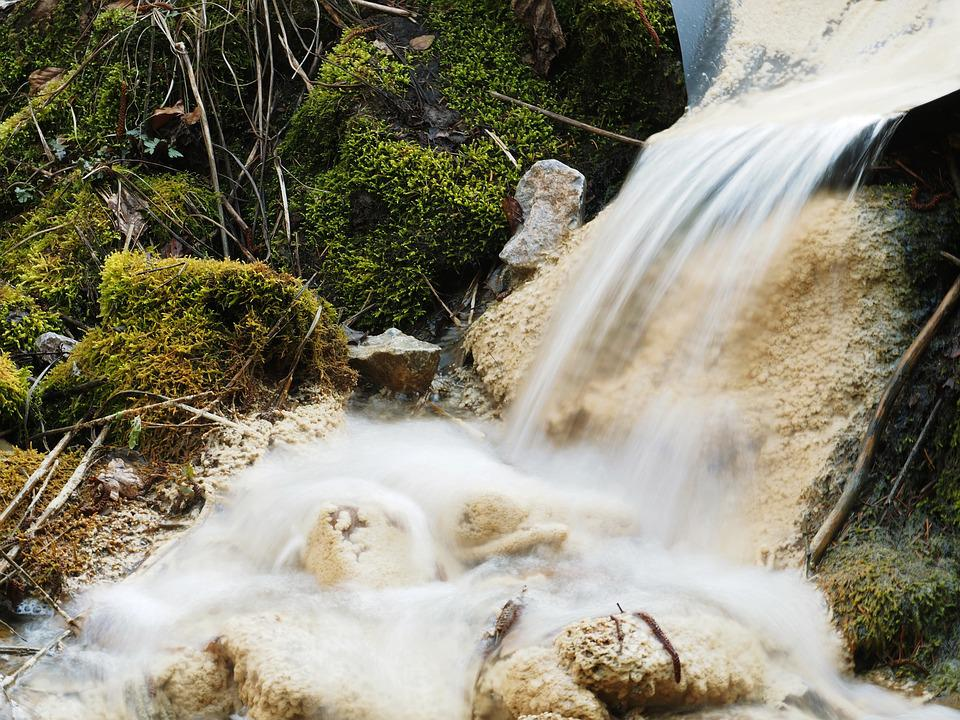 Waterfall, Water, Long Exposure, Murmur, Croatia, Flow