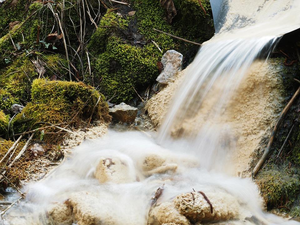 Waterfall, Water, Long Exposure, Murmur, Croatia, Flow