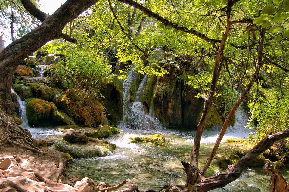 Croatia, Plitvice, National Park, Plitvice Lakes