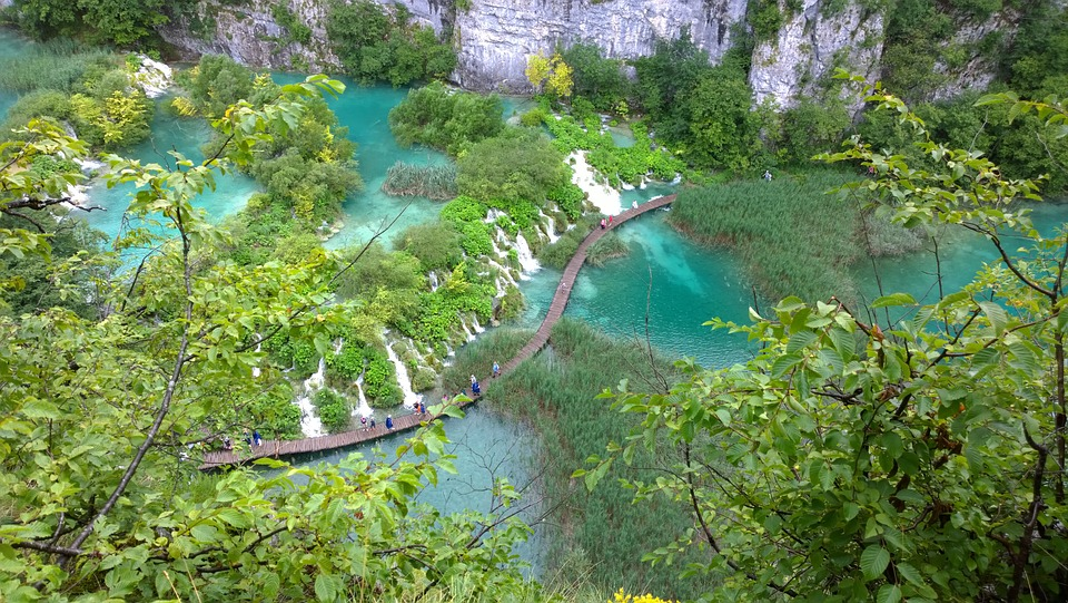 Croatia, Plitvice, National