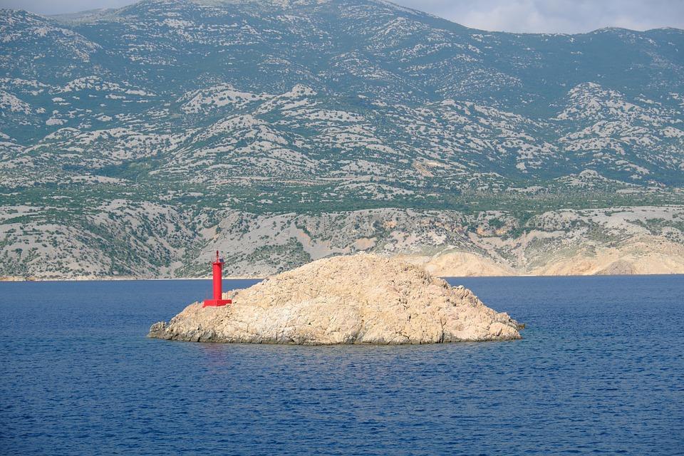 Island, Croatia, Pag, Sea, Summer, Vacations