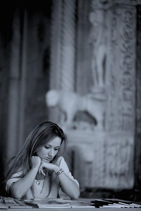 Quiet Girl, Croatia, Central Europe