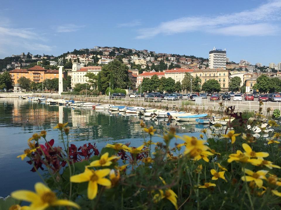 Adriatic, Sea, Croatia, Rovigno, Seascape