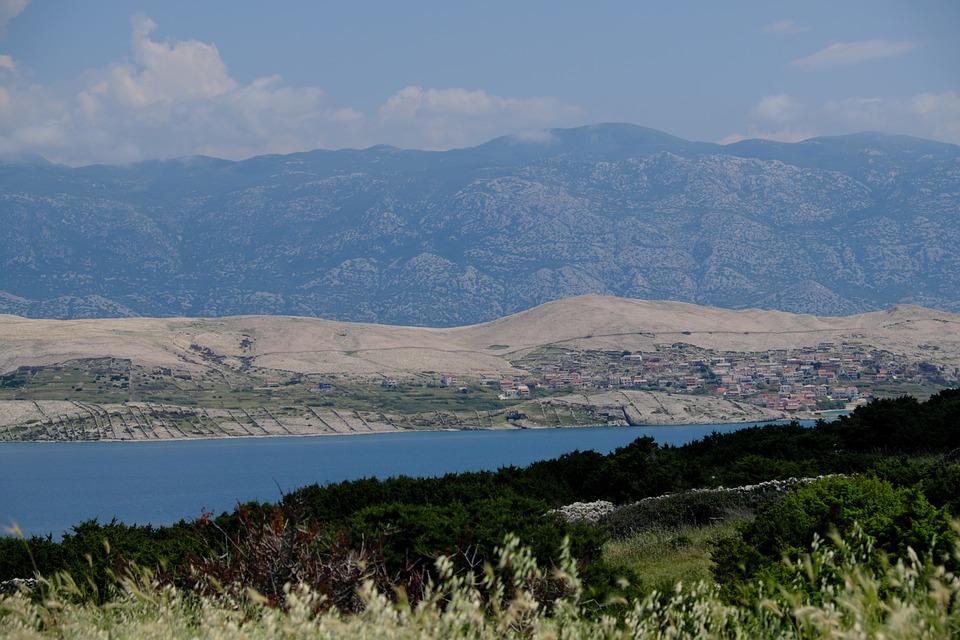 Pag, Croatia, Island, Sea, Summer, Tourism, Vacations