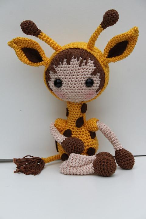 Free Photo Crochet Giraffe Giraffe Crochet Pattern Giraffe Hug Max