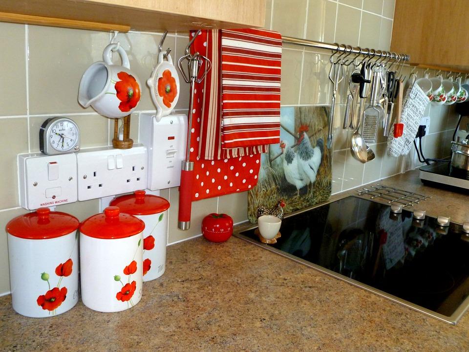 Crockery, Kitchen, China, Mugs, Tea, Ceramic, Dishware