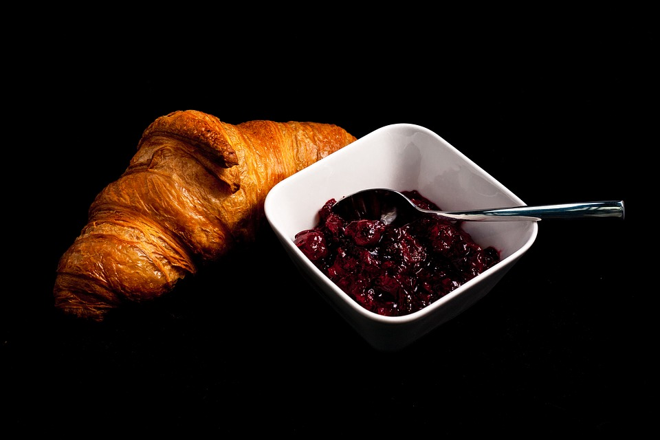 Croissant, The Croissant, Breakfast, Delicious, Bakery