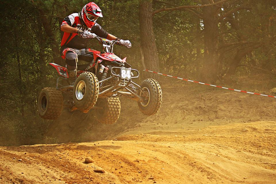 Atv, Quad, Cross, Motocross, Enduro, Motorsport