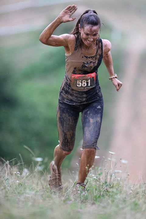 Steeplechase, Cross Country, Mud, Extreme Running