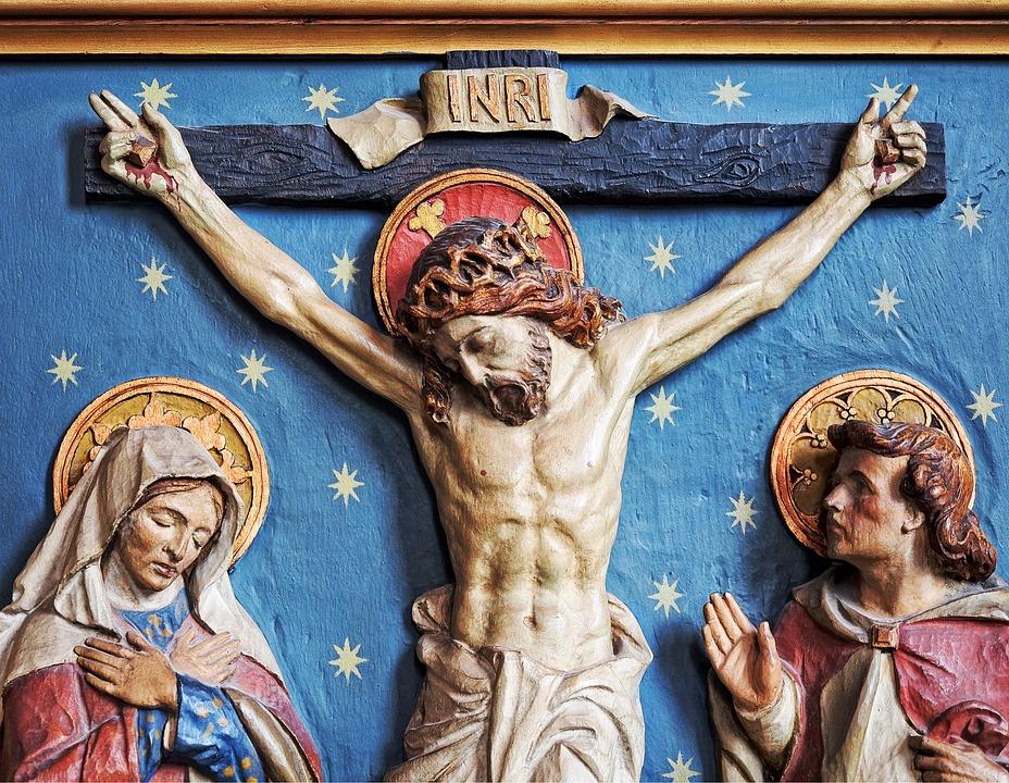 Crucifixion, Christ, Cross, Christianity, Religion
