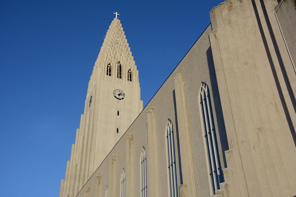 Church, Architecture, Building, Landmark, Cross