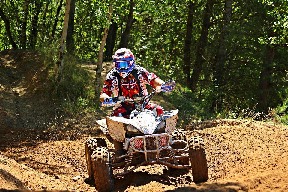 Motocross, Motorsport, Cross, Racing, Quad, Atv