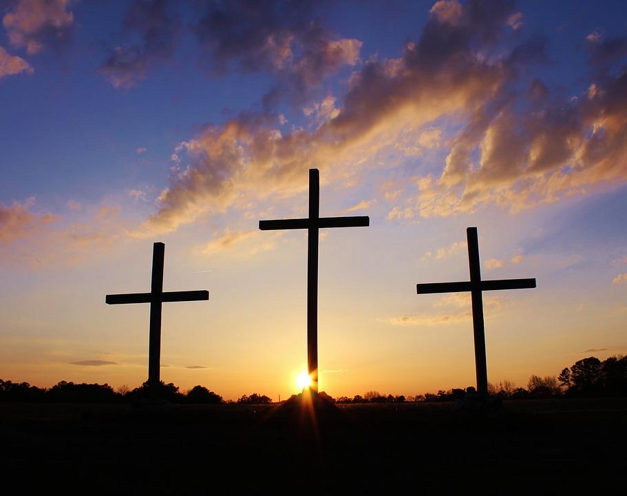Easter, Crosses, Easter Sunday, Resurrection, Religion