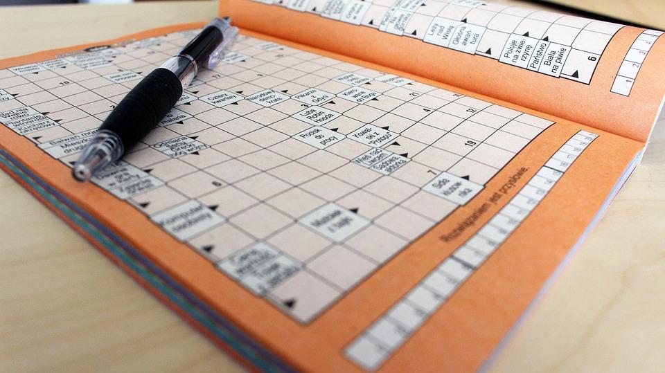 Crossword, Thinking, Contest