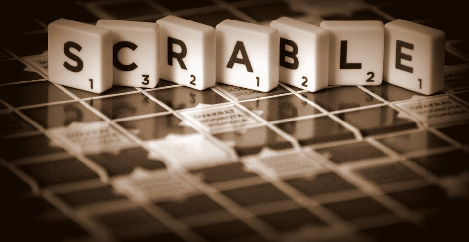 Scrable, Game, Crossword, Education, Letters, Read