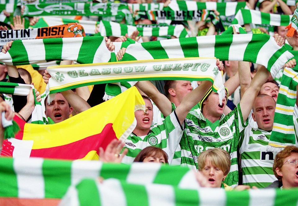 People, Fans, Ireland, Match, Football, Crowd, Stadium