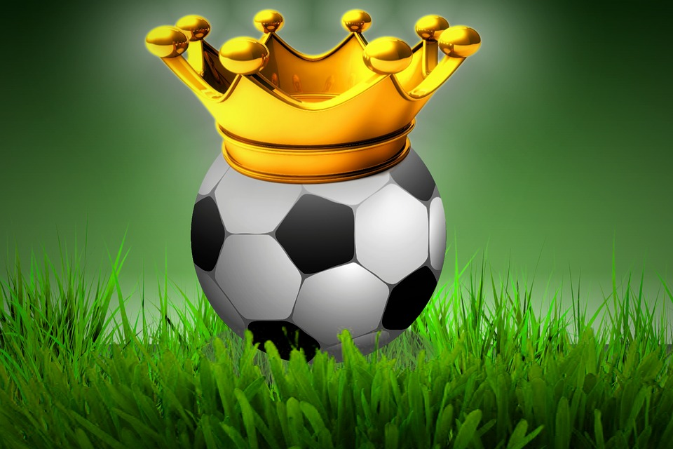 Crown, Football, Rush, King, World Championship