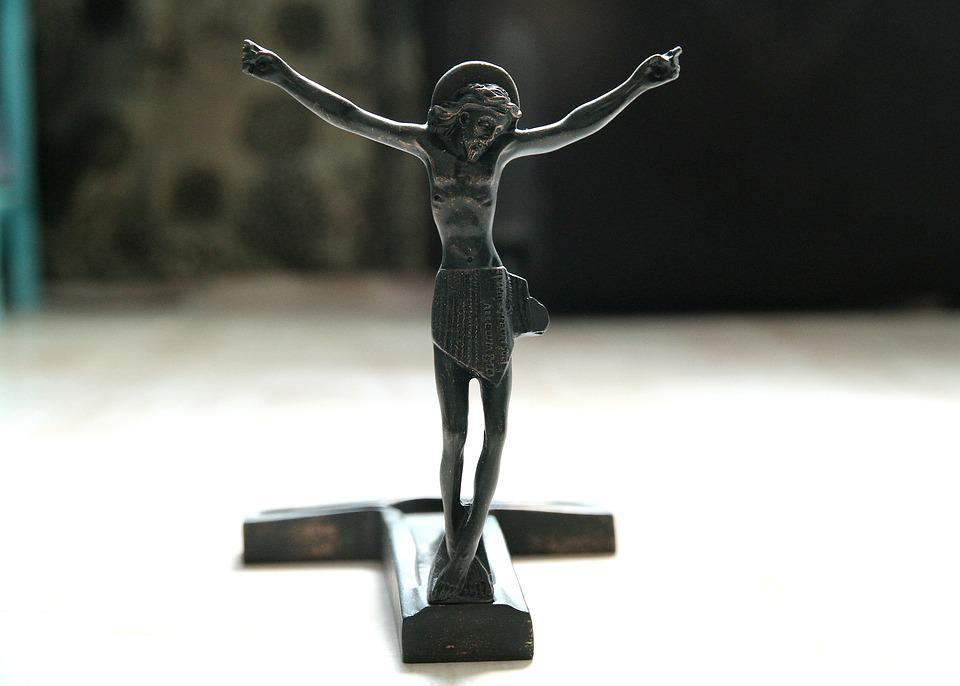 Risen, Christ, Bosnia, Sculpture, Crucified, Religion