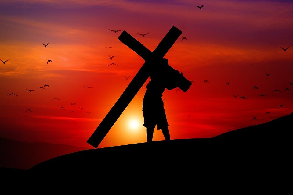 Jesus, Cross, Faith, Crucifixion, Christ, Religion