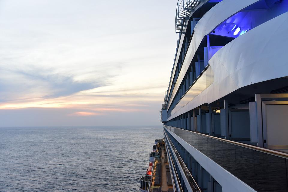 Cruise, Boat, Ship, Sail, At Sea, Tranquil, Trip, Ocean