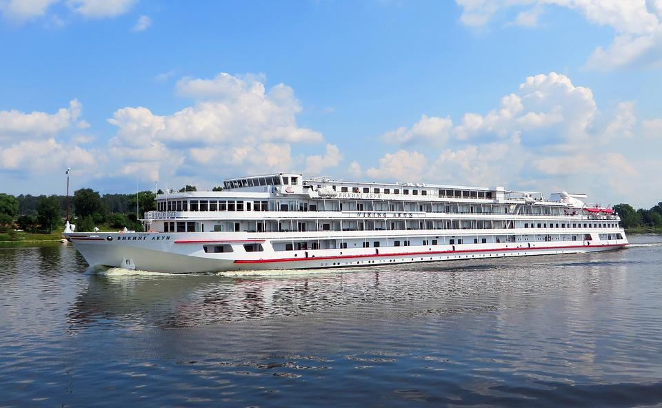Russia, Ship, Volga, Cruise, River, River Cruise