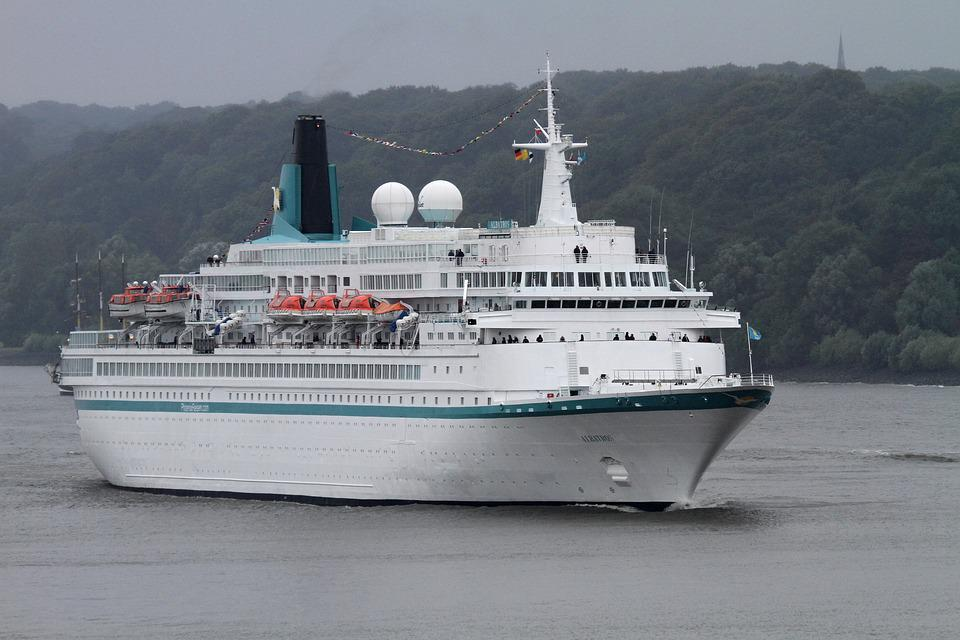 Free Photo Cruise Ship Amadea Maritime Elbe Ship Phoenix Max Pixel - Cruise ship amadea