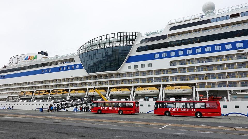 Cruise, Excursion, Cruise Ship, Holiday, Passenger Ship