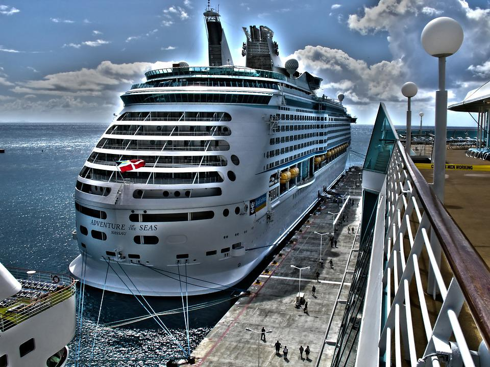 Ship, Cruise Ship, Sea, Port, Water, Holiday, Cruise