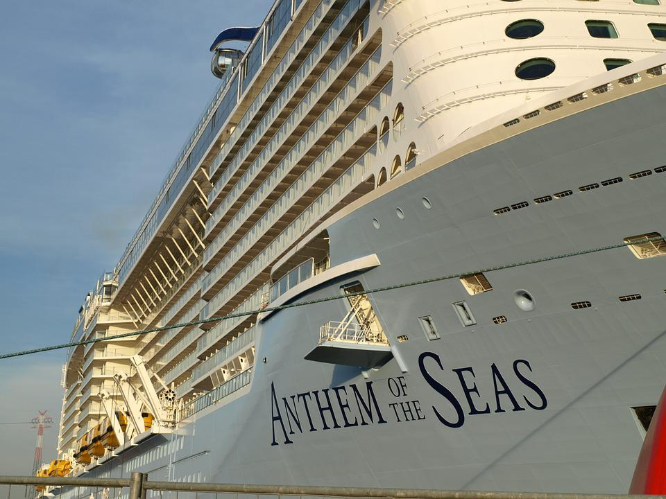 Anthem Of The Seas, Cruise Ship, Ozeanriese, Cruise
