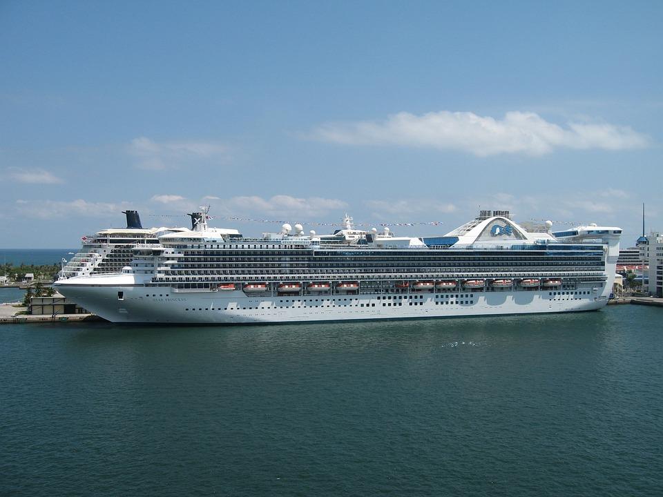 Cruise Ship, Cruise, Sea, Ocean, Travel, Vacation, Boat