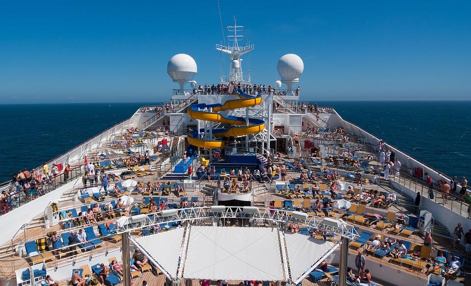 Cruise, Ship, Ocean, Sea, Travel, Cruise Ship, Vacation