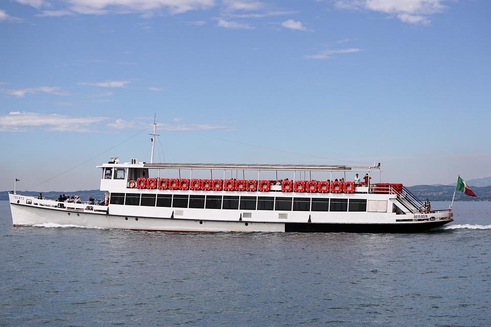 Ship, Water, Shipping, Lake, Boot, Cruise Ship, Cruise