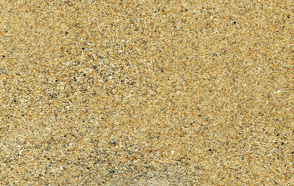 Sand Crumb Beach Minerals Mix Background Texture